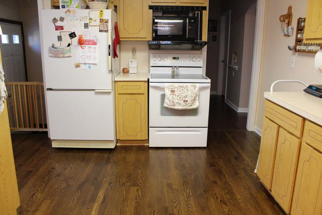 floor linoleum for kitchens wood floor installation in southgate mi jabro carpet 7248