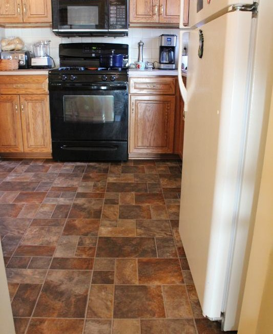floor linoleum for kitchens vinyl installation in trenton mi jabro carpet one floor 7248