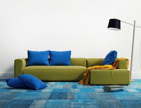 Carpet Tile: No Longer Only Used For Commercial Use