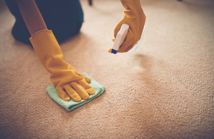 Use Your Senses And Change That Carpet!