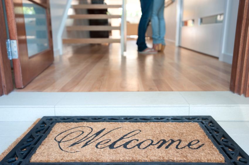 Don T Just Any Old Welcome Mat