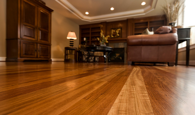 What Goes Good With Hardwood Flooring?