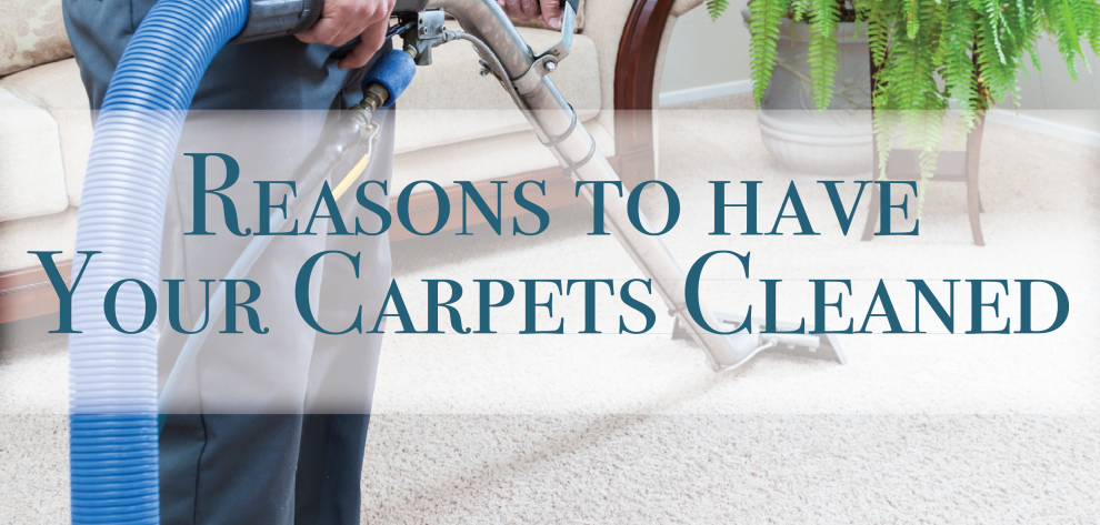 3 Benefits Of Regular Carpet Cleaning