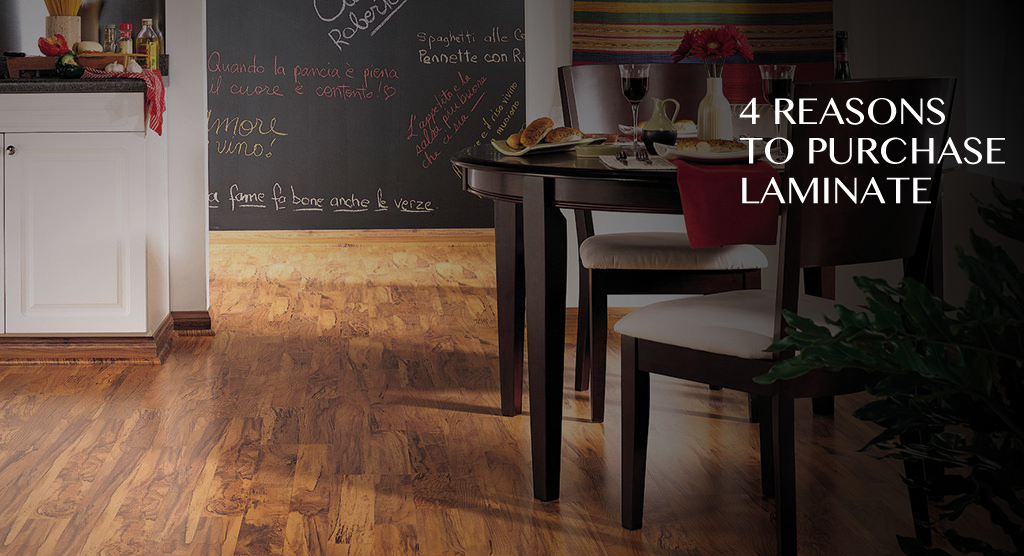 4 Reasons To Purchase Laminate Flooring. 1; 2; 3