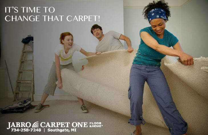 4 Signs It's Time To Change Your Carpeting