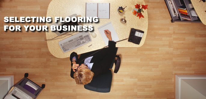 The Perfect Flooring For Your Business