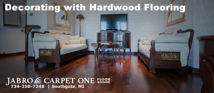 How To Decorate Around Hardwood Flooring Jabro Carpet One