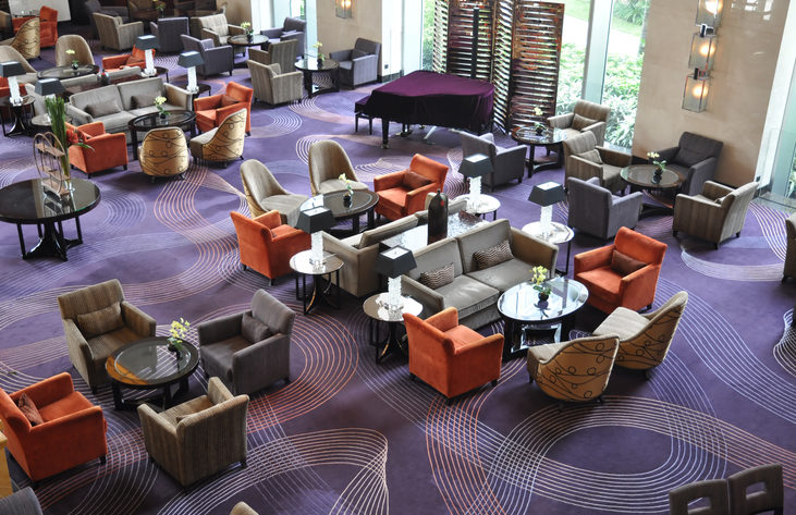 Selecting The Right Carpet For Your Business