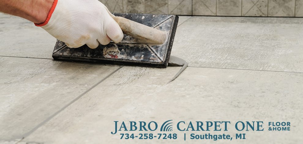 Steps For Replacing Old Grout