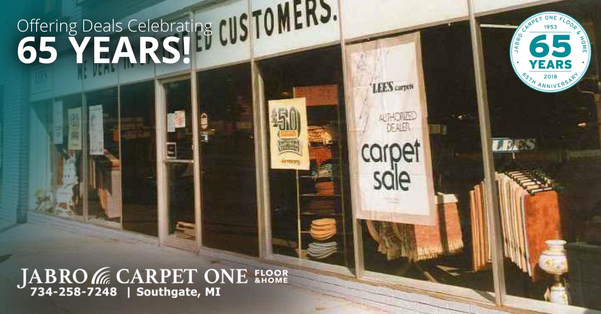 65 Years Photos 6 Jabro Carpet One