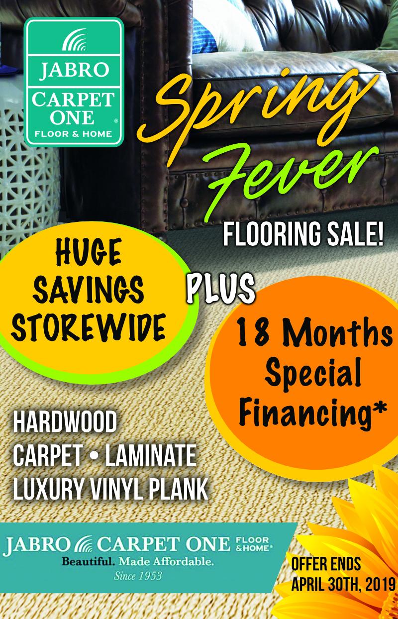 Spring Fever Jabro Carpet